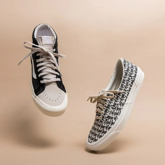 8ac2f5b25235 Fear of God x Vans Collaboration Unexpectedly Drops at PacSun