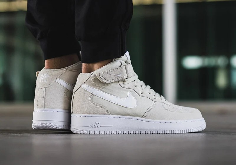Nike Air Force 1 Mid Returns in