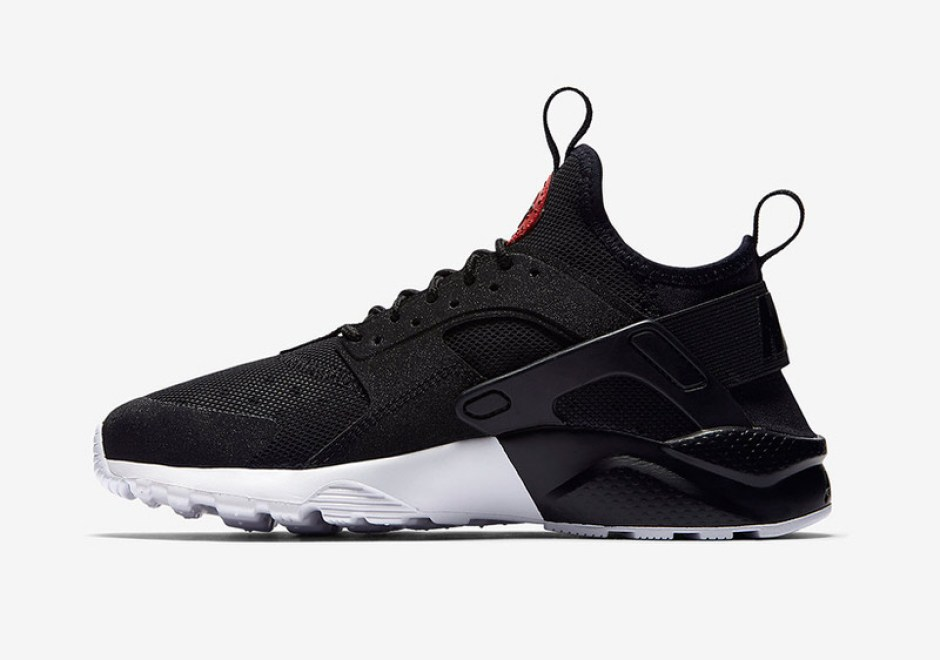 086425b52746 Nike Air Huarache Ultra Black Red    Coming Soon
