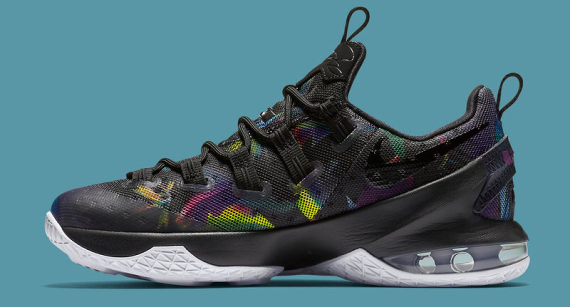 Nike LeBron 13 Low Birds of Paradise