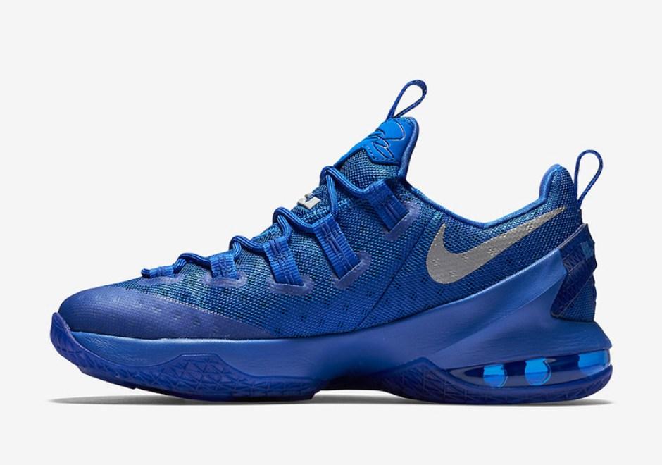 Nike LeBron 13 Low Game Royal
