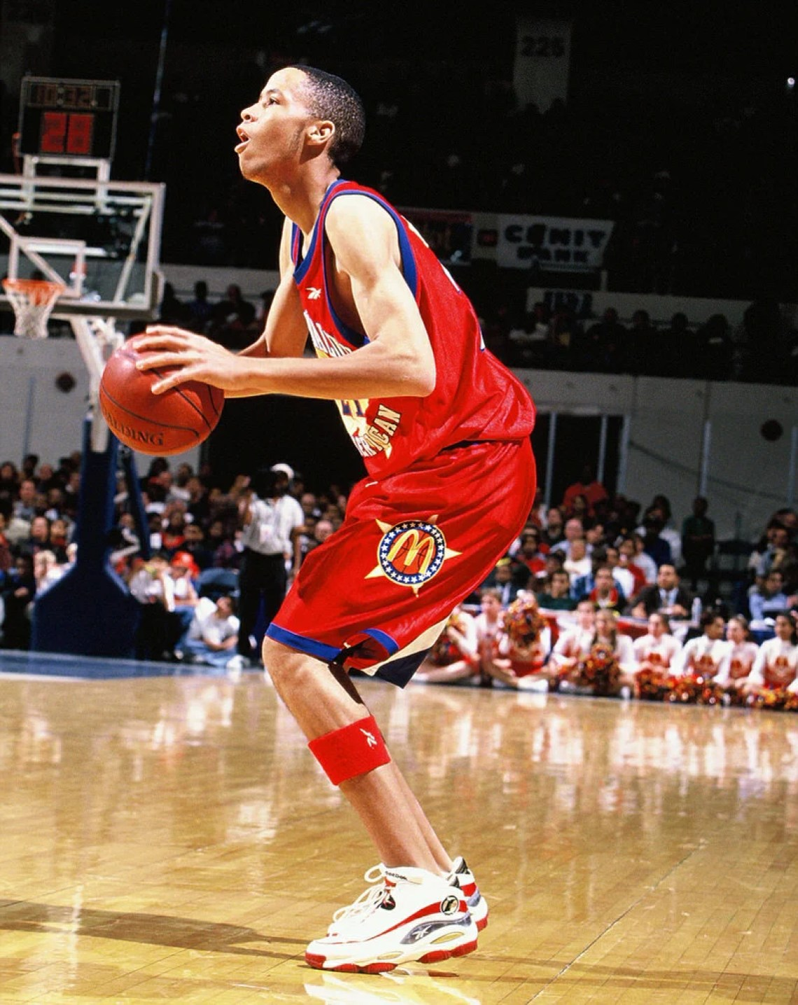 Kicks On Court Classic // Players Wearing Allen Iverson's ...