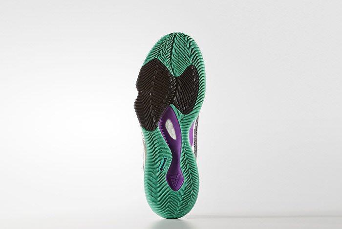 2bac955d002b ... good adidas crazylight 2016 black shock purple 79a40 7e1da ...