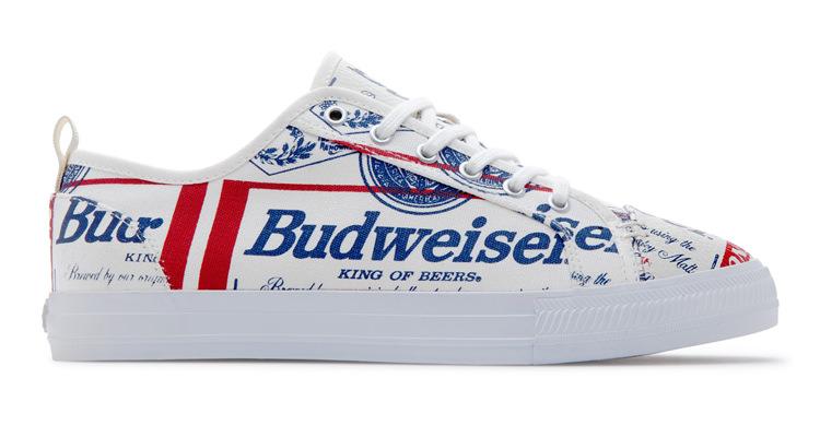 ALIFE x Budweiser x Greats Wilson