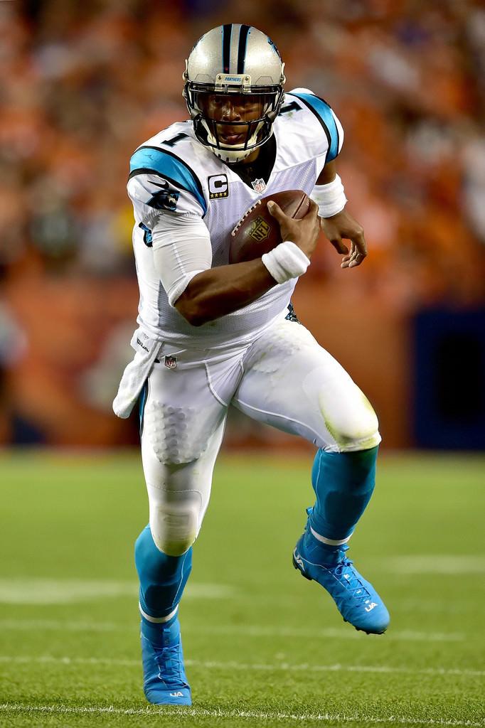 first rate 0b2bd 7a969 Carolina+Panthers+v+Denver+Broncos+aBPavvOHnLax Cam Newton in the Under  Armour C1N Cleat thomas-davis-air-jordan-9-pe