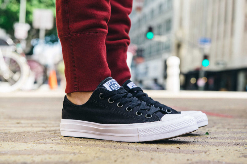 converse chuck ii low top