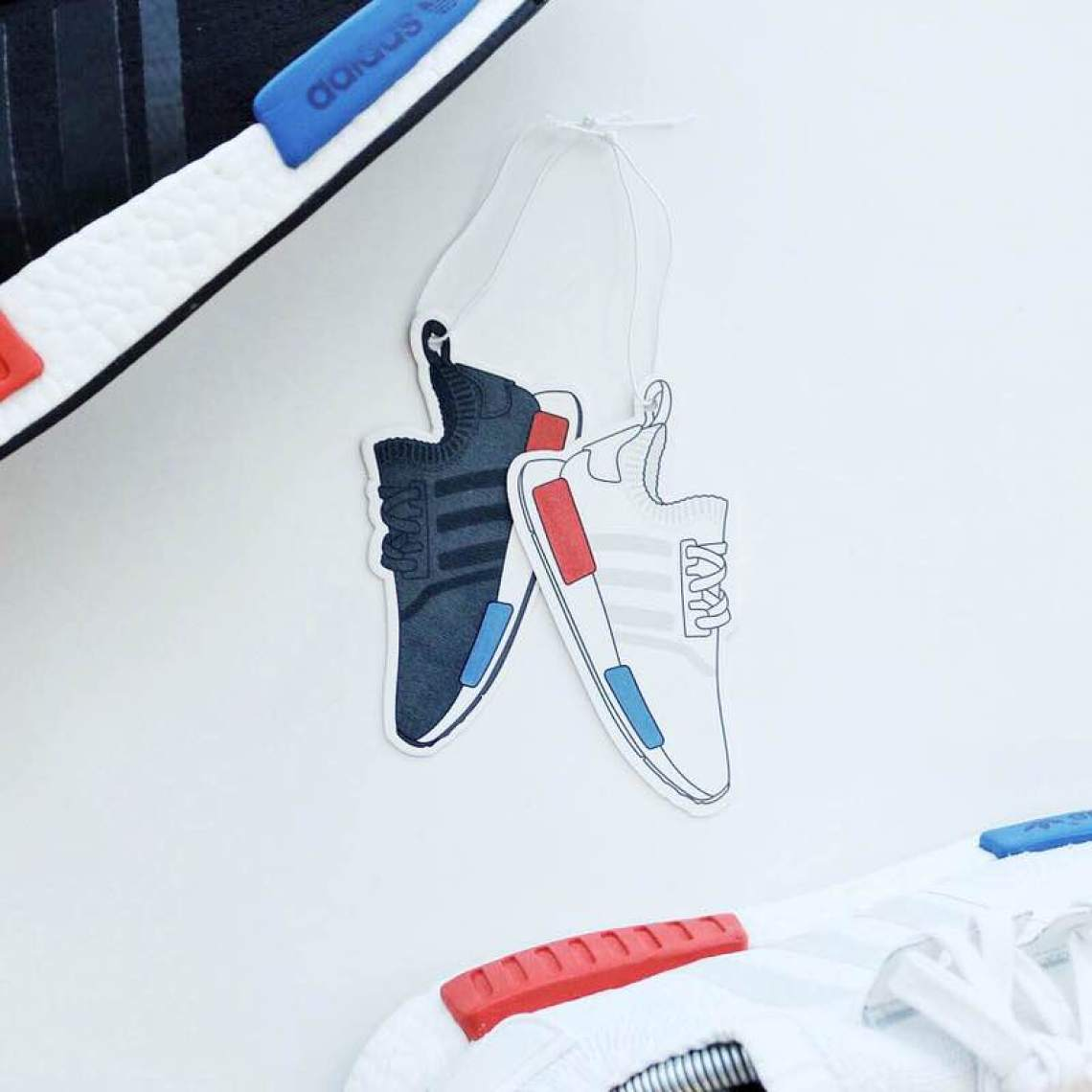 Kick Posters x Sole Flavours NMD Air Fresheners