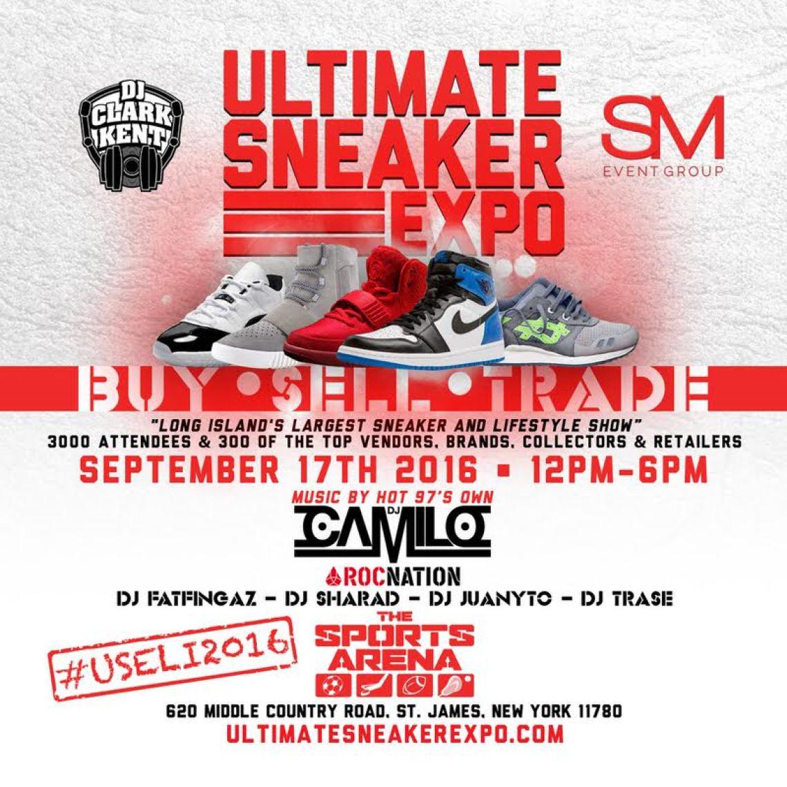 Ultimate Sneaker Expo