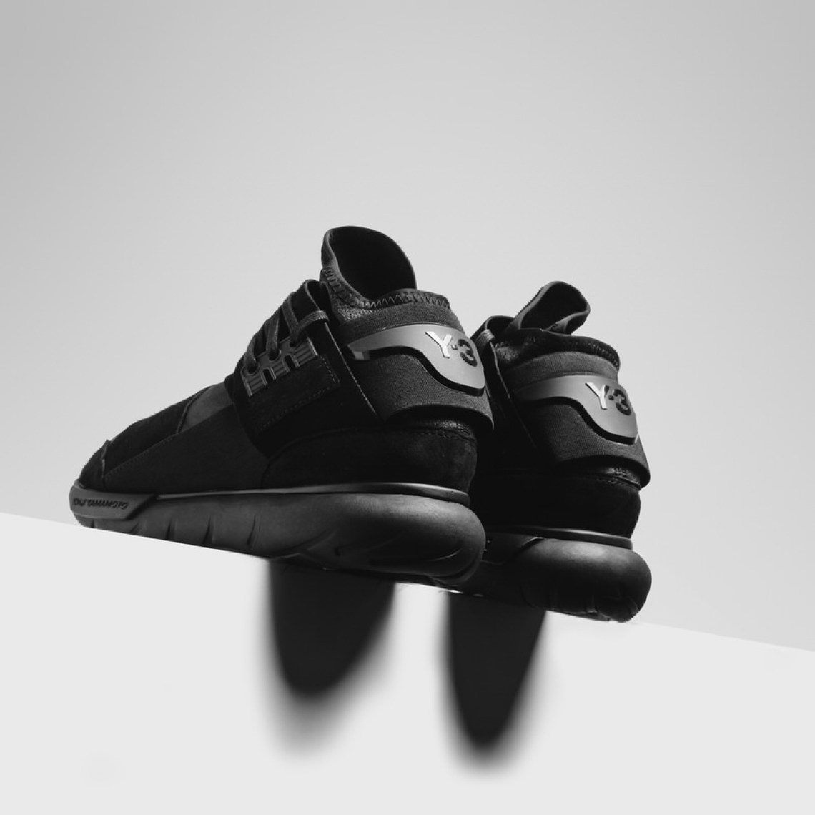 "adidas Y-3 Qasa High ""Core Black"""