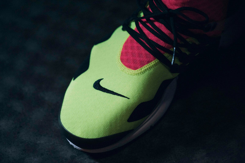 check out 044df b9f44 ... shop acronym x nike air presto mid neon 6fe51 40c53