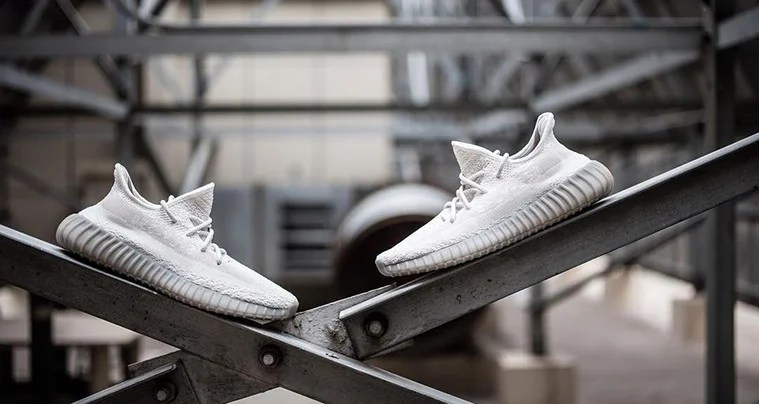 adidas Yeezy Boost 350 V2 Grey/White