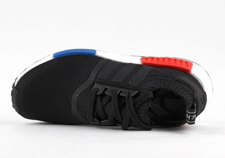"adidas NMD R1 Primeknit OG ""Black"""