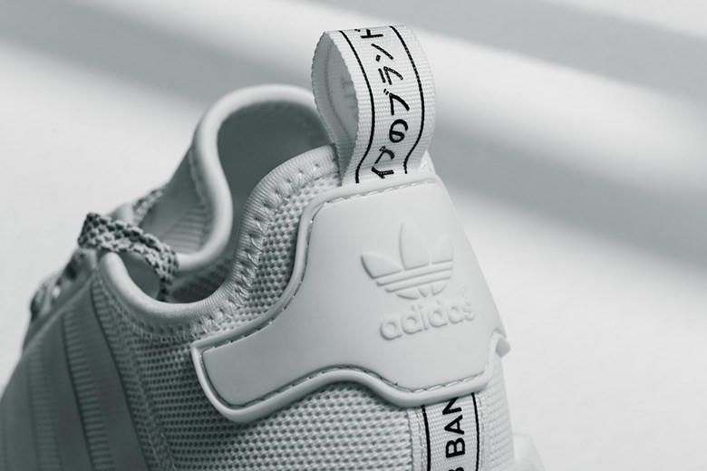 sports shoes 2ebf5 48947 adidas NMD R1 All White adidas NMD R1 All White
