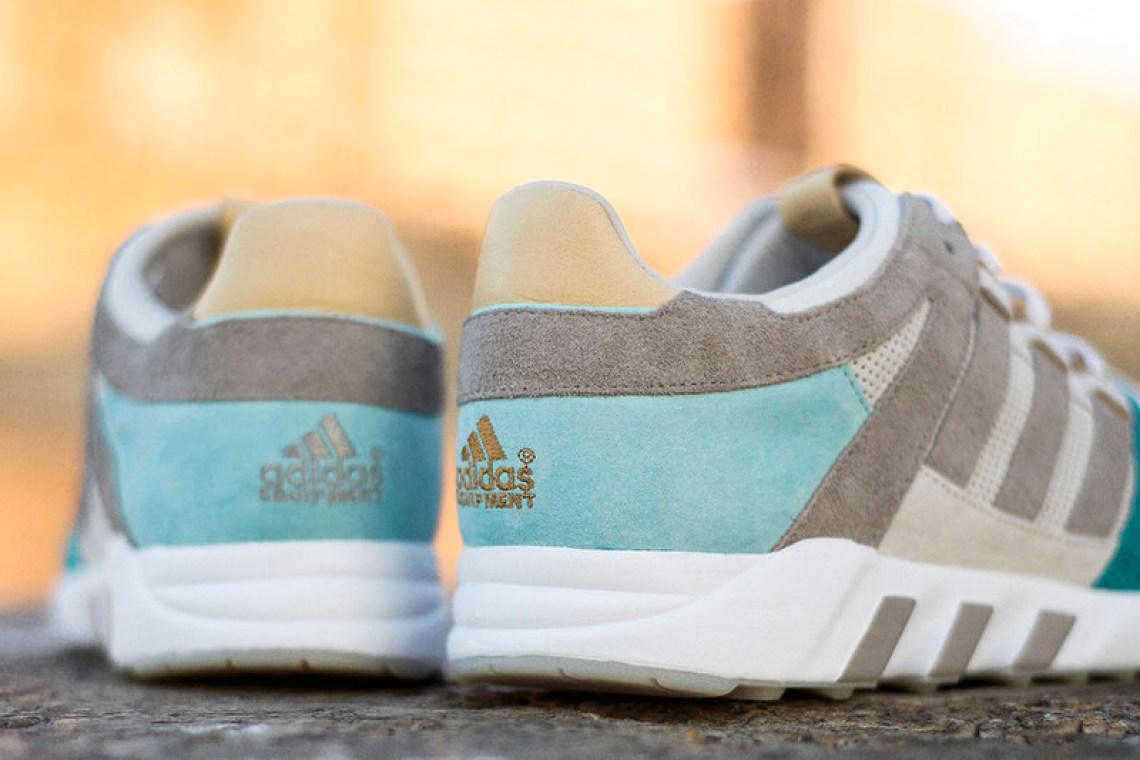 promo code a9f4e 6265d ... Sneakers76 x adidas EQT Guidance 93 Bridge of Two Seas