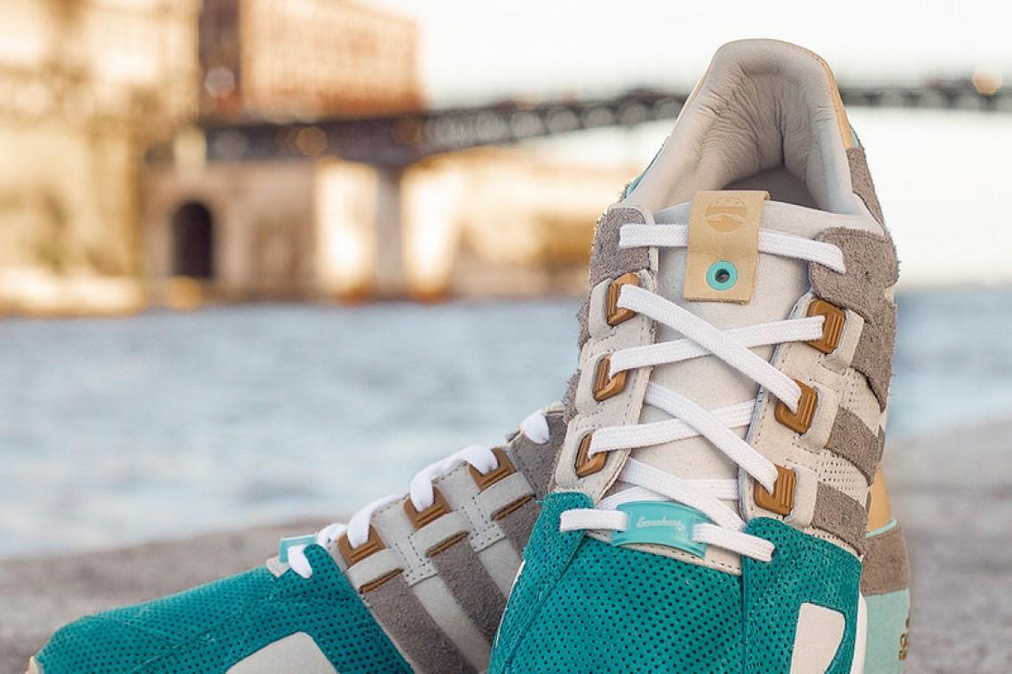 promo code 7d81e 60d47 ... Sneakers76 x adidas EQT Guidance 93 Bridge of Two Seas