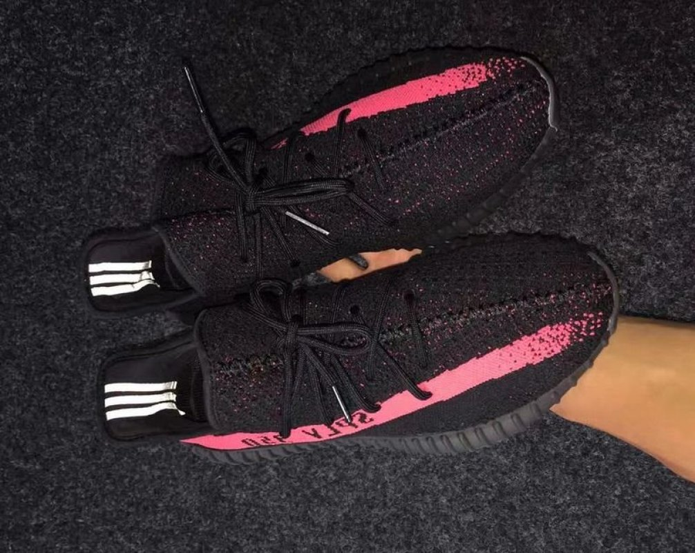 adidas Yeezy Boost 350 V2 Black/Pink