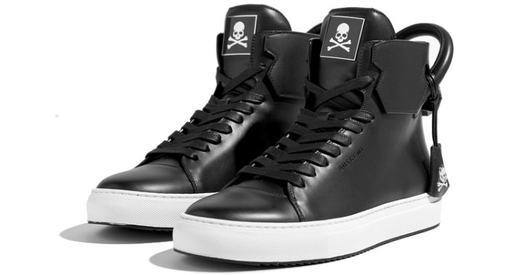 mastermind JAPAN x Buscemi 125MM Hightop