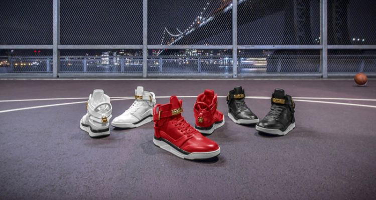The Buscemi B-Court Basketball Shoe is Available Now