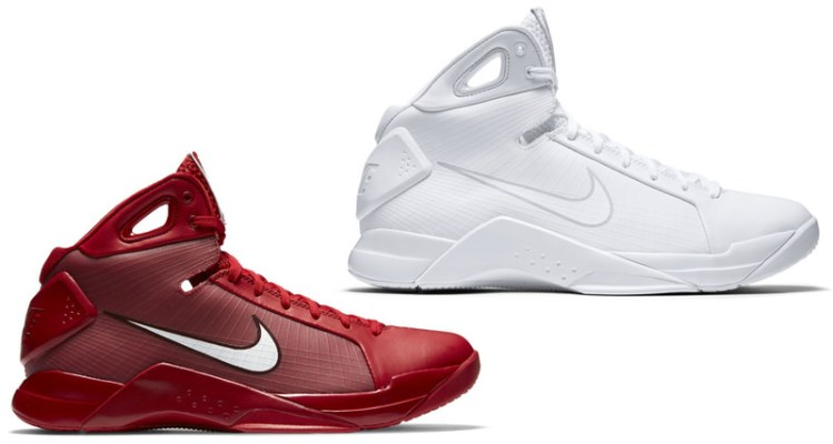 Nike Hyperdunk '08 Launches in New Colorways