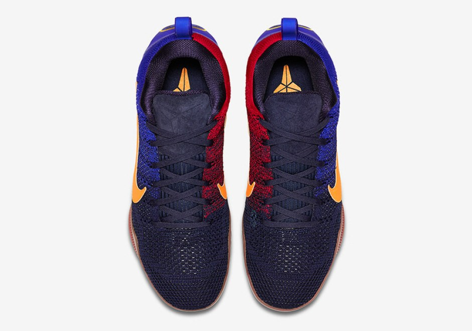 """online store de736 90ba5 Nike Kobe 11 Elite """"Barcelona"""" ..."""
