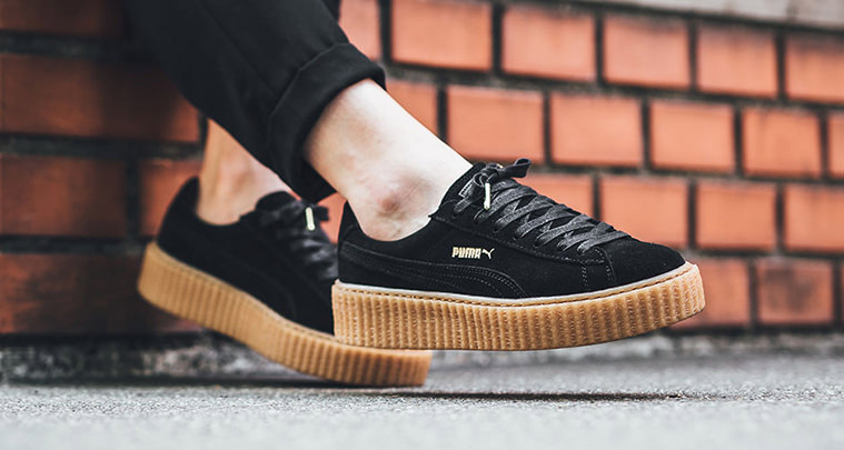 timeless design 1a808 eaeca Rihanna x PUMA Creepers Restocking in Original Colorways ...