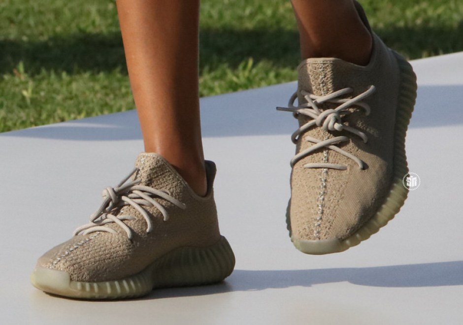 47eaf060b0fe7 adidas Yeezy Boost 350 V2 Appears in Three Colorways at Yeezy Season ...