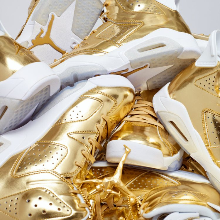 "factory authentic 99f68 2dfcd Air Jordan 6 Pinnacle ""Gold"" ..."