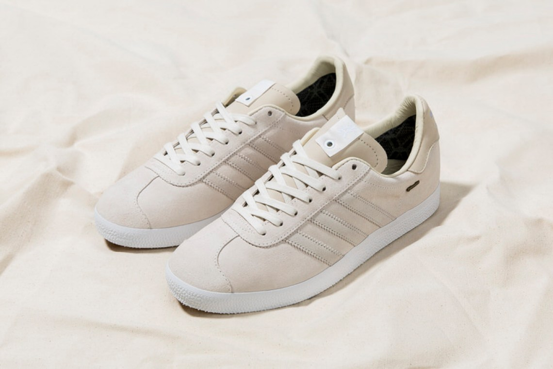 official photos 149df 17426 St. Alfred x adidas Gazelle OG GTX