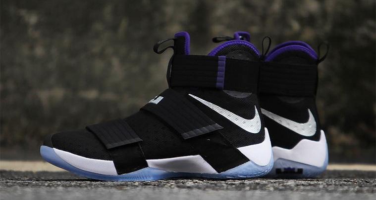 "sale retailer 69fc7 d5d8d Nike LeBron Soldier 10 ""Space Jam""    Another Look"