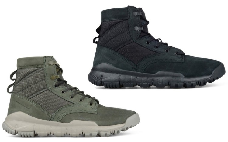 best sneakers 4fe3a 850a9 Nike SFB Field 6″ Leather Boot    Available Now