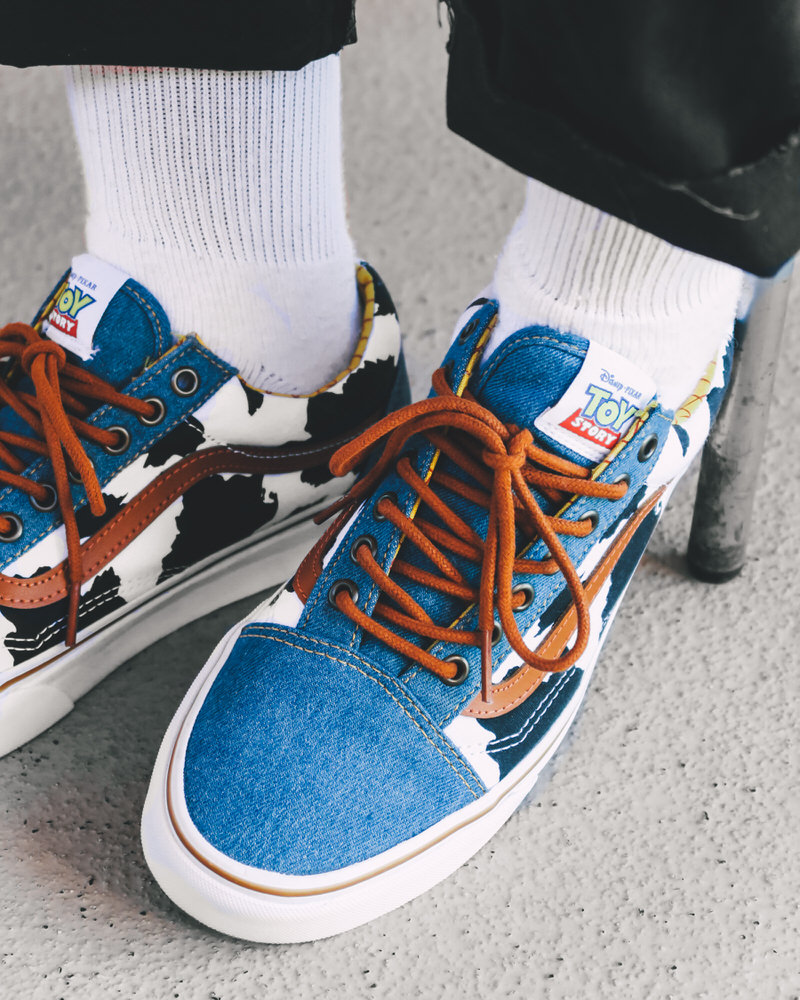 Vans Toy Story Old Skool Barato