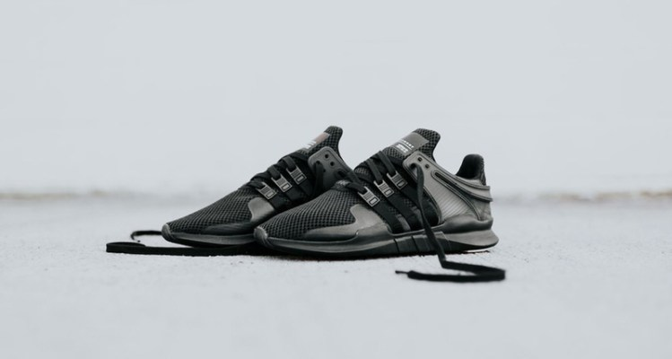 """adidas EQT Support ADV """"Triple Black"""""""