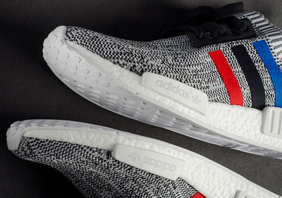 "adidas NMD R1 Primeknit ""Tri-Color"" Pack"