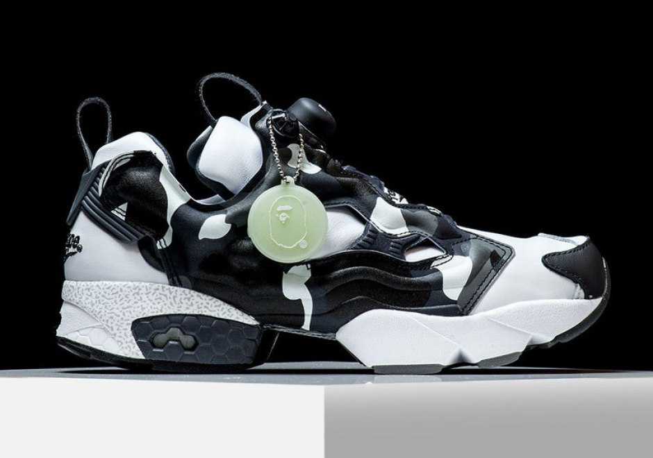 1efb76c436b BAPE x Reebok Instapump Fury Collab is Releasing Soon