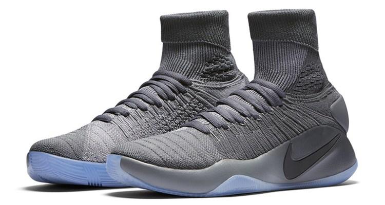 Nike Basketball Battle Grey Collection