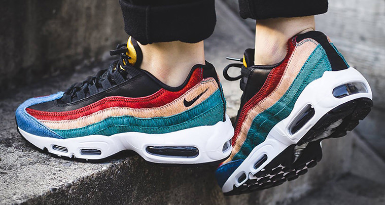 timeless design d8b91 0d7b5 ... france nike air max 95 multicolor 4c412 94015