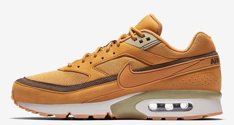 "best service 7d2e4 20388 Nike Sportswear is Re-Releasing the Air Max ""Wheat"" Collection"