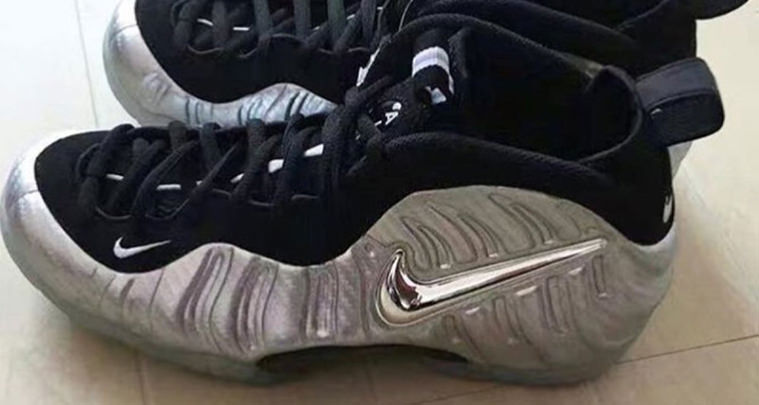 9f1aa5a5948 Nike Air Foamposite Pro Emerges in Shiny New Colorway
