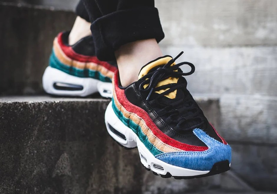 fc884eacc492 This Hairy Nike Air Max 95