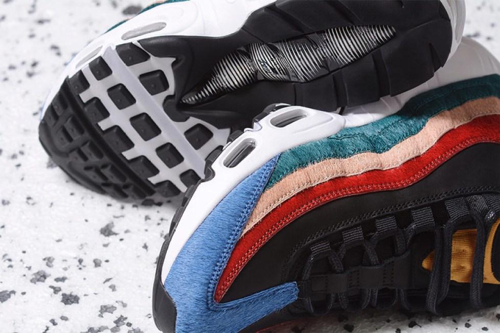"Nike Air Max 95 ""Multicolor"""