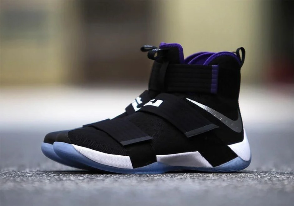 outlet store e19ab 997b6 Nike LeBron Soldier 10 Space Jam ...