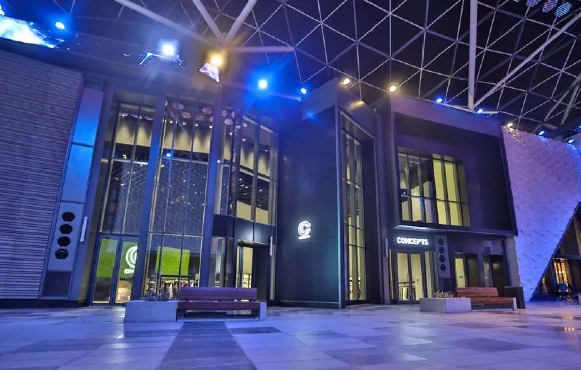 Concepts Opens First International Retail Store In Dubai