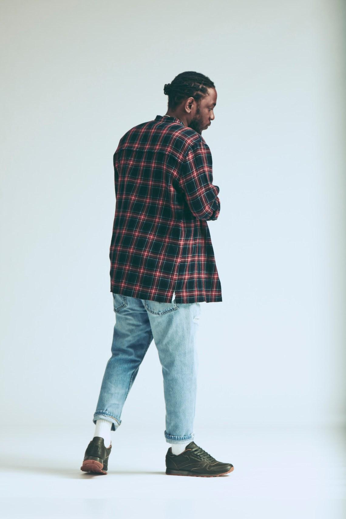5987f85714f02 Kendrick Lamar and Reebok Prep Final Installment to
