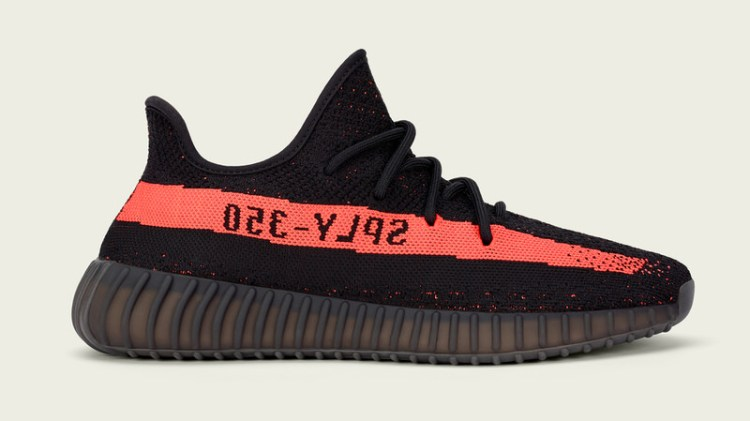"""adidas Yeezy Boost 350 V2 """"Red"""""""