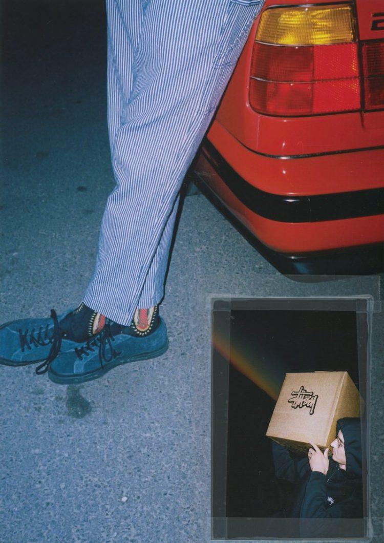 Stussy x Converse One Star '74