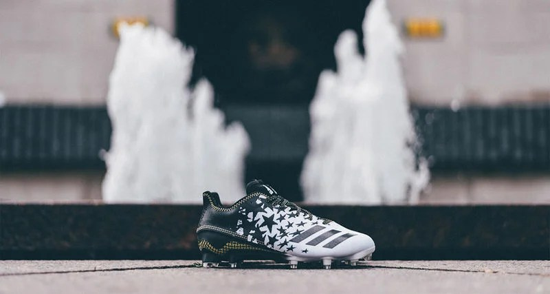 """adidas Football Releases Veteran s Day Inspired """"Young Patriot"""" Cleats 5bb82b4e2"""
