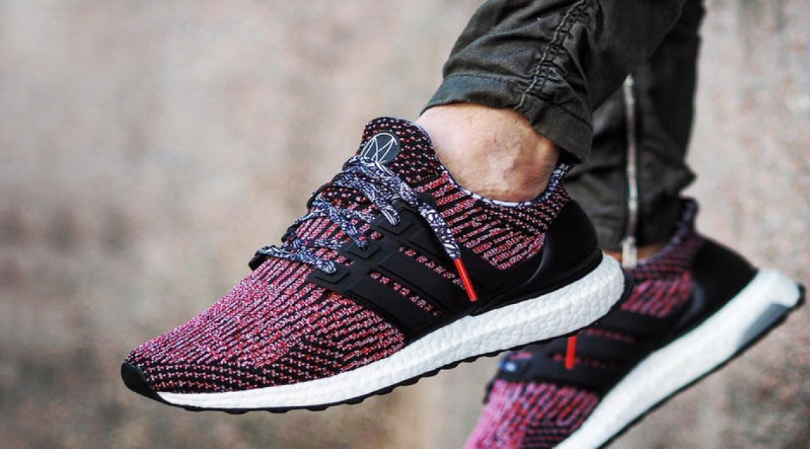 "adidas Ultra Boost 3.0 ""Chinese New Year"""