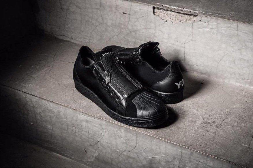 """adidas Y-3 Super Zip """"Triple Black"""""""