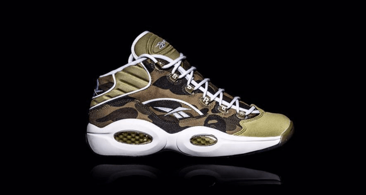 BAPE x Reebok Question