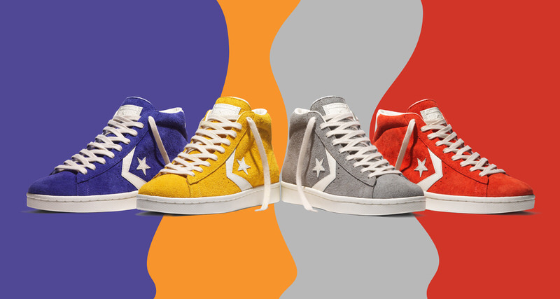 "Converse Pro Leather '76 ""Vintage Suede"""